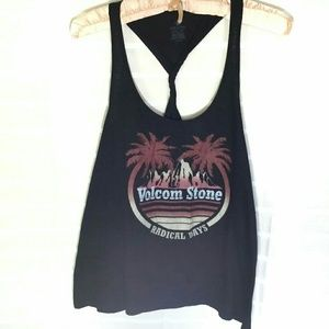 Volcom Stone tank top Size Large